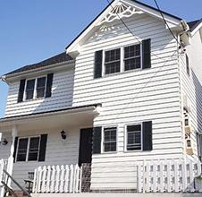 ニューイングランド様式の家