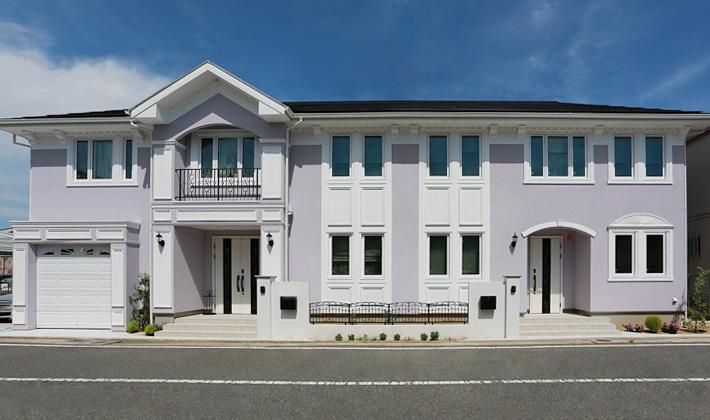 case02 イタリアネートの家