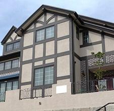 チューダー様式の外観デザイン K邸(大阪府)